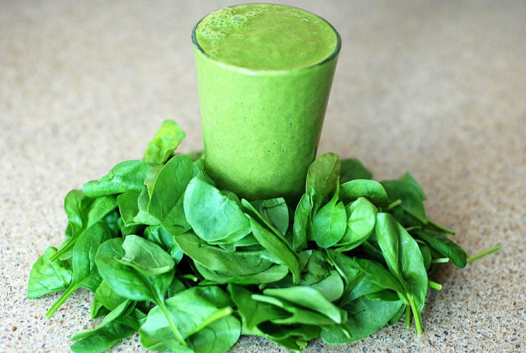 Dlaczego zielone smoothie nie ma z kim przegrać