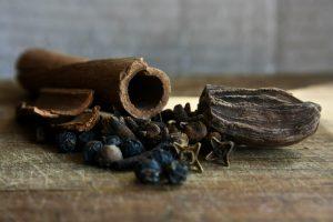 cudowan, rozgrzewająca herbatka na listopadowy spleen