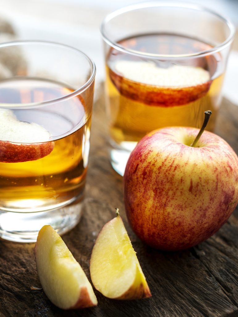 ocet jabłkowy, cud natury za grosze