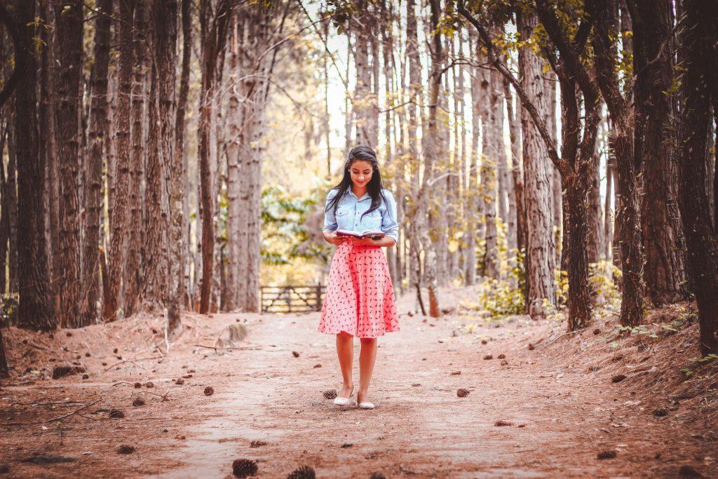 jak polgodzinny spacer zmieni twoje zycie