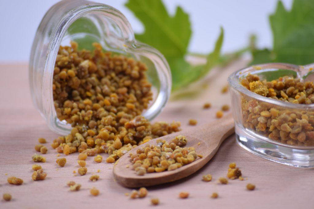 leki z pszczelej apteki