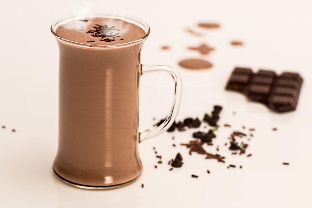 dlaczego gorzka czekolada jest choc troche grzechu warta
