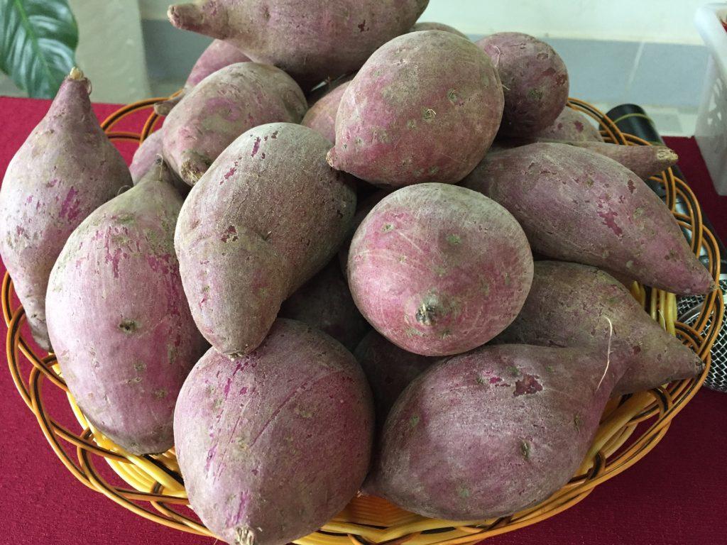 słodkie ziemniaki na zdrowe oczy