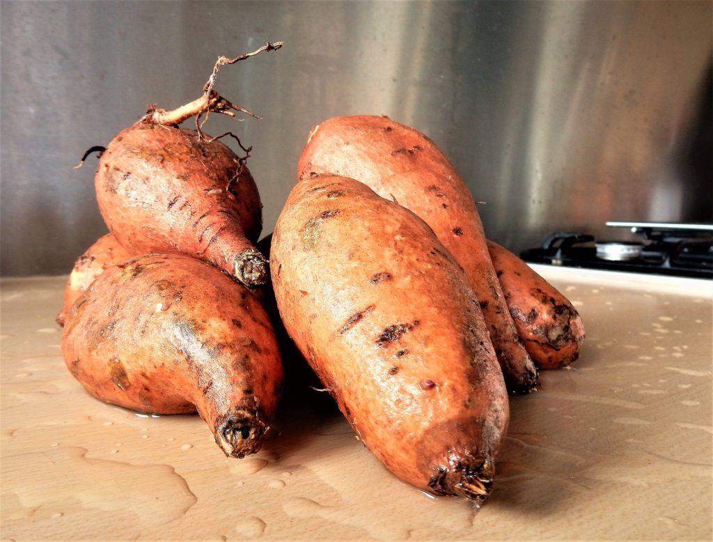 slodkie ziemniaki na zdrowe oczy